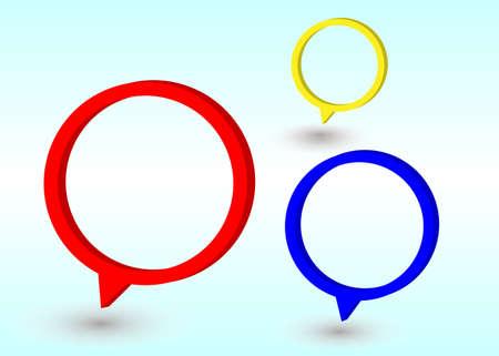 Colored Web Button Set Stock Photo - 16803533