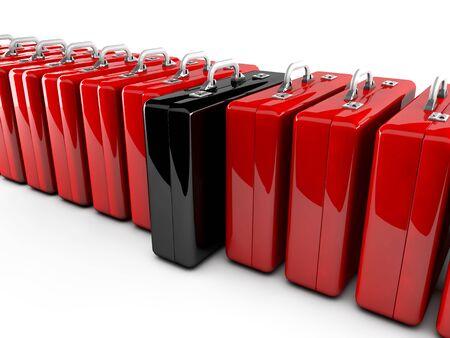 3d first aid box Stock Photo - 19558541