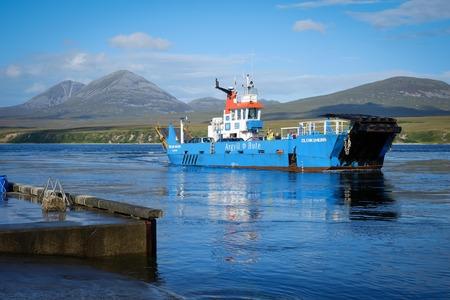 jura: Islay to Jura ferry