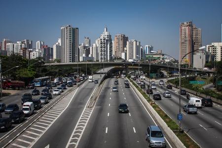 Sao Paulo roads