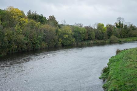 co: Boyne river in Co Meath