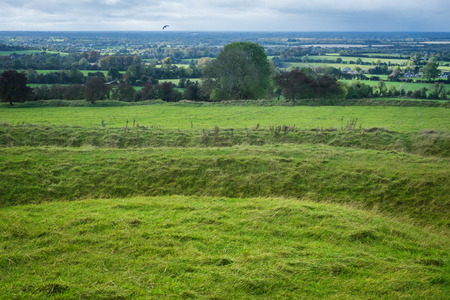 co  meath: View from the Hill of Tara