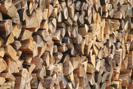 fire wood Stock fotó