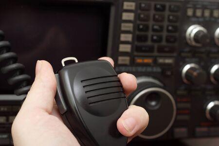 amateur: Amateur Radio Gear (radio jam�n).