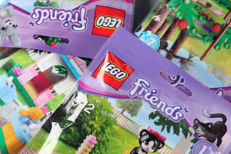 Lego Friends Packs There Are Items 41018 Cats Playground Stock