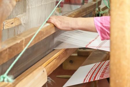 Loom machine Stock Photo - 17374796
