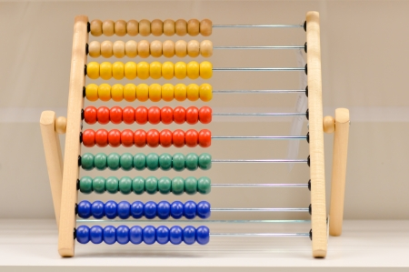 abacus or accounts fig colorful photo