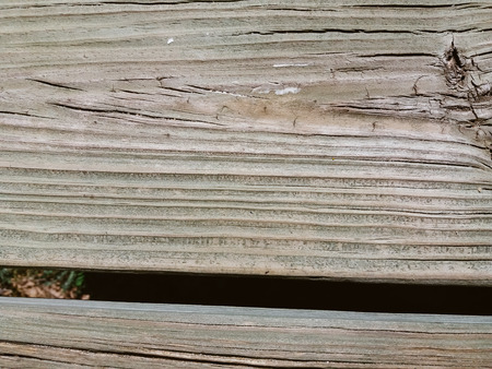 antique furniture: Close up on natural aged old wood textured background