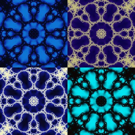background images: Collection of beautiful blue tile effect background images
