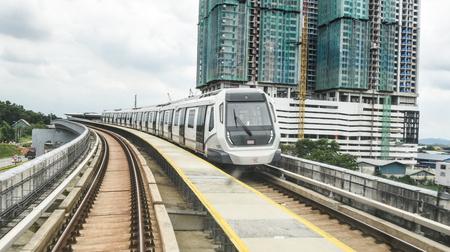 MRT - Mass Rapid Transit in Malaysia. Editorial
