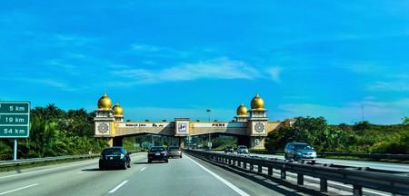 Bernam Jaya Gate, Bernam Jaya is a new Malaysian township in Hulu Selangor constituency in northern Selangor built by Selangor State Development Corporation (PKNS) Editorial