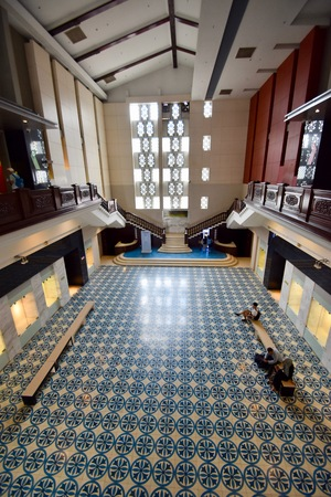 The National Museum is a museum located on Jalan Damansara in Kuala Lumpur, Malaysia. The museum is situated in close proximity to the Perdana Lake Gardens and it provides an overview of Malaysian history and culture