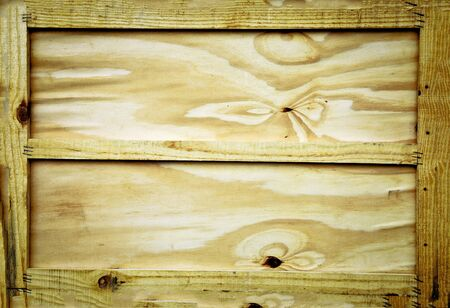 Detail of an old wooden crate, suitable for background Stock Photo - 9152026