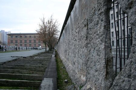 zbytky: Remains of the Berlin Wall