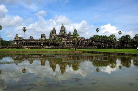 angkor: The Temple of Angkor Wat in Cambodia
