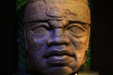 Statue in Mexico