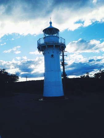 warden: Faro principal Warden Ulladulla NSW Australia Foto de archivo