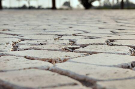 Stone walkway photo