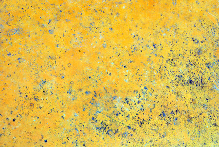 artisitc: old yellow dirty grunge texture