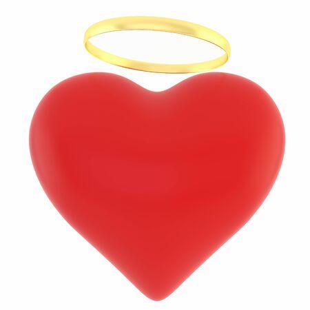 angel alone: heart angel