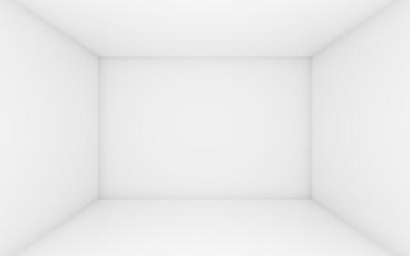 어두운 가장자리가있는 흰색 상자