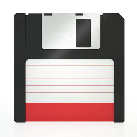 floppy disk: old floppy disk