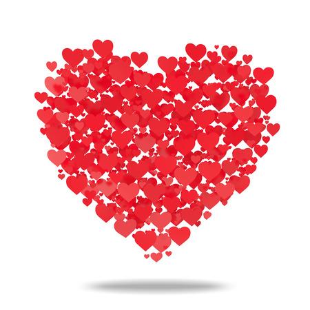 heart 3d: Valentines heart. 3d illustration High resolution