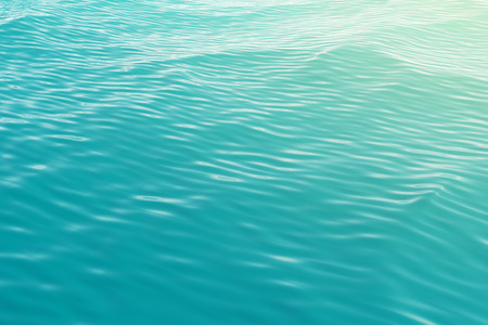 murky: Surface of the sea, the ocean view from the top with waves. 3d illustration