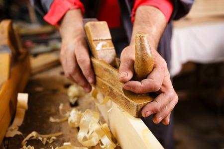 carpenter's sawdust: Carpenter