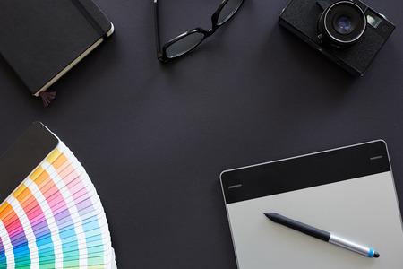 gráfico: Vista de cima da tabela designer gr