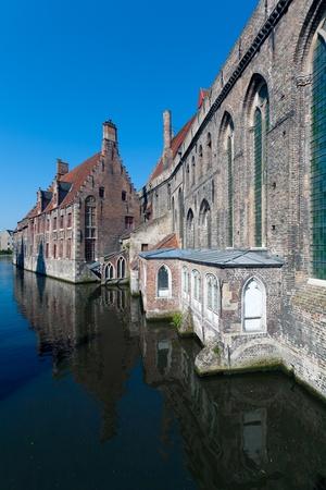memling: Old St. John's Hospital & painter Hans Memling Museum, Bruges, Belgium