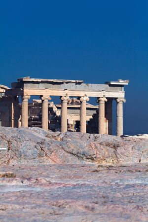 Erechteion, Acropolis, Athens, Greece photo