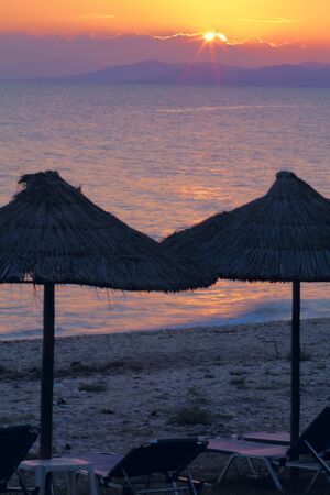 sithonia: Sithonia sunset, Chalkidiki, Greece