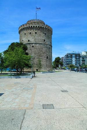 thessaloniki: White Tower, Thessaloniki, Macedonia, Greece