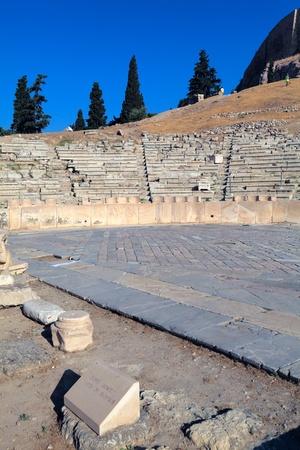 Theater of Dionysos, Acropolis, Athens, Greece
