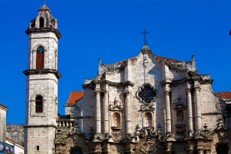 Cathedral of The Virgin Mary of the Immaculate Conception  1748-1777 , Havana, Cuba