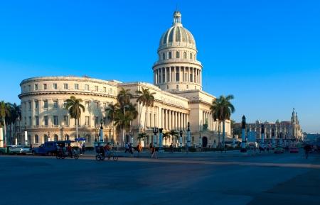The Capitol building,  Havana Editorial