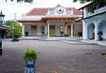 sultan: Sultan palace, Yogyakarta,  Java, Indonesia