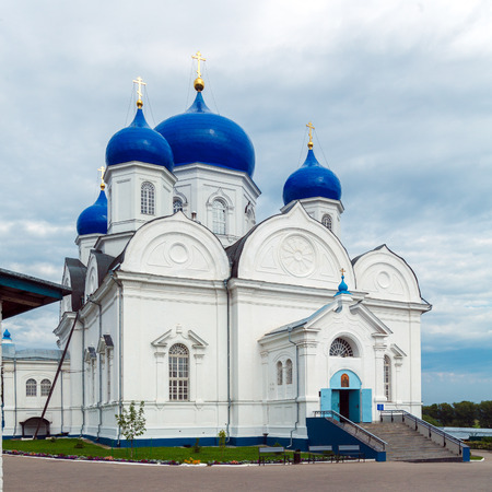 bogolyubovo: Holy Bogolyubovo Monastery with Cathedral of the Bogolyubskaya Icon (1866), Russia