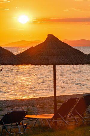 sithonia: Sithonia sunset, Chalkidiki, Greece