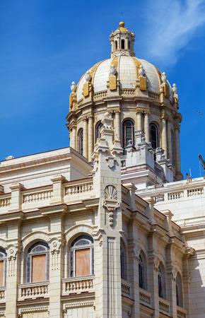 revolution: Revolution museum, former President palace, Havana, Cuba