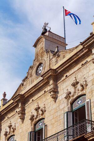palacio: Palacio De Los Capitanes, Havana, Cuba