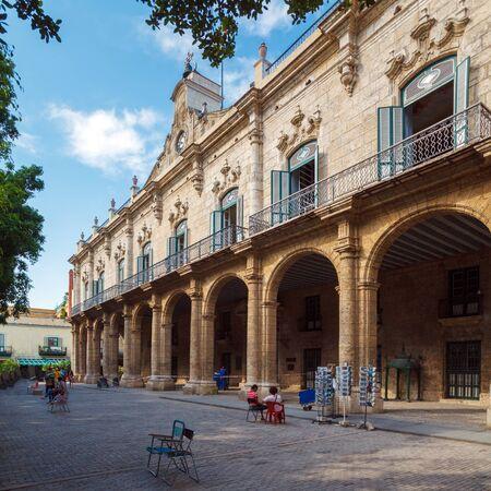 havana cuba: Palacio De Los Capitanes, Havana, Cuba