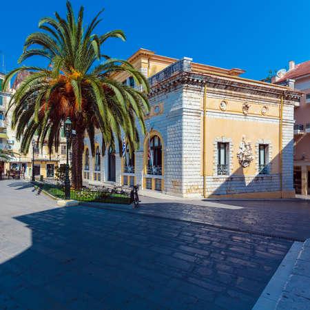 san giacomo: Corfu City Hall (previously: Nobile Teatro di San Giacomo di Corfu), Greece
