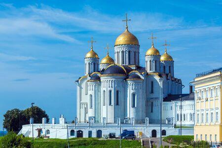 Dormition Cathedral (1160),  Vladimir Editorial