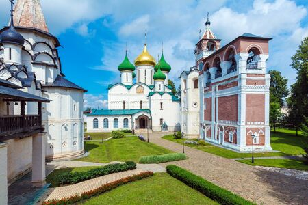 transfiguration: Cathedral of Transfiguration of the Saviour, Monastery of Saint Euthymius, Suzdal, Russia