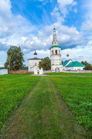 boris: Church of Boris and Gleb in Kideksha (1152), Suzdal