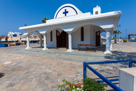 napa: Ayia Napa Beach and Orthodox Church, Cyprus