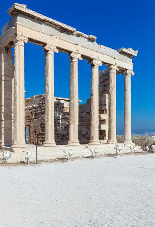 acropolis: Erechteion, Acropolis, Athens, Greece