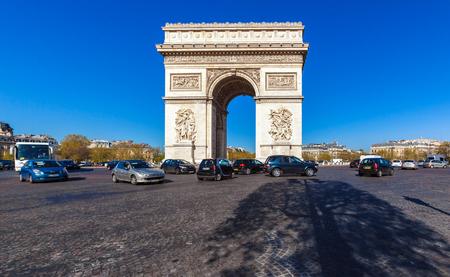 Arc de Triomphe (1808), Paris, France